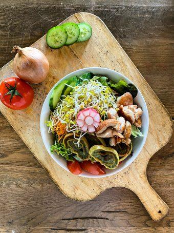 Palm Beach Spezial Salat