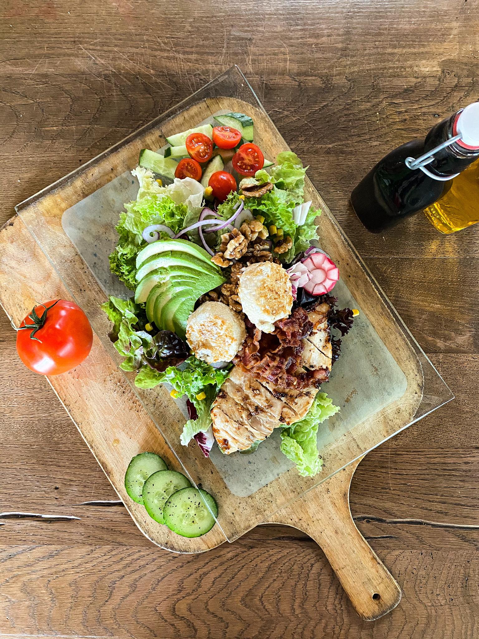 Sonoma Salat vegetarisch