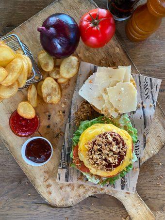 Palm Beach Special Burger