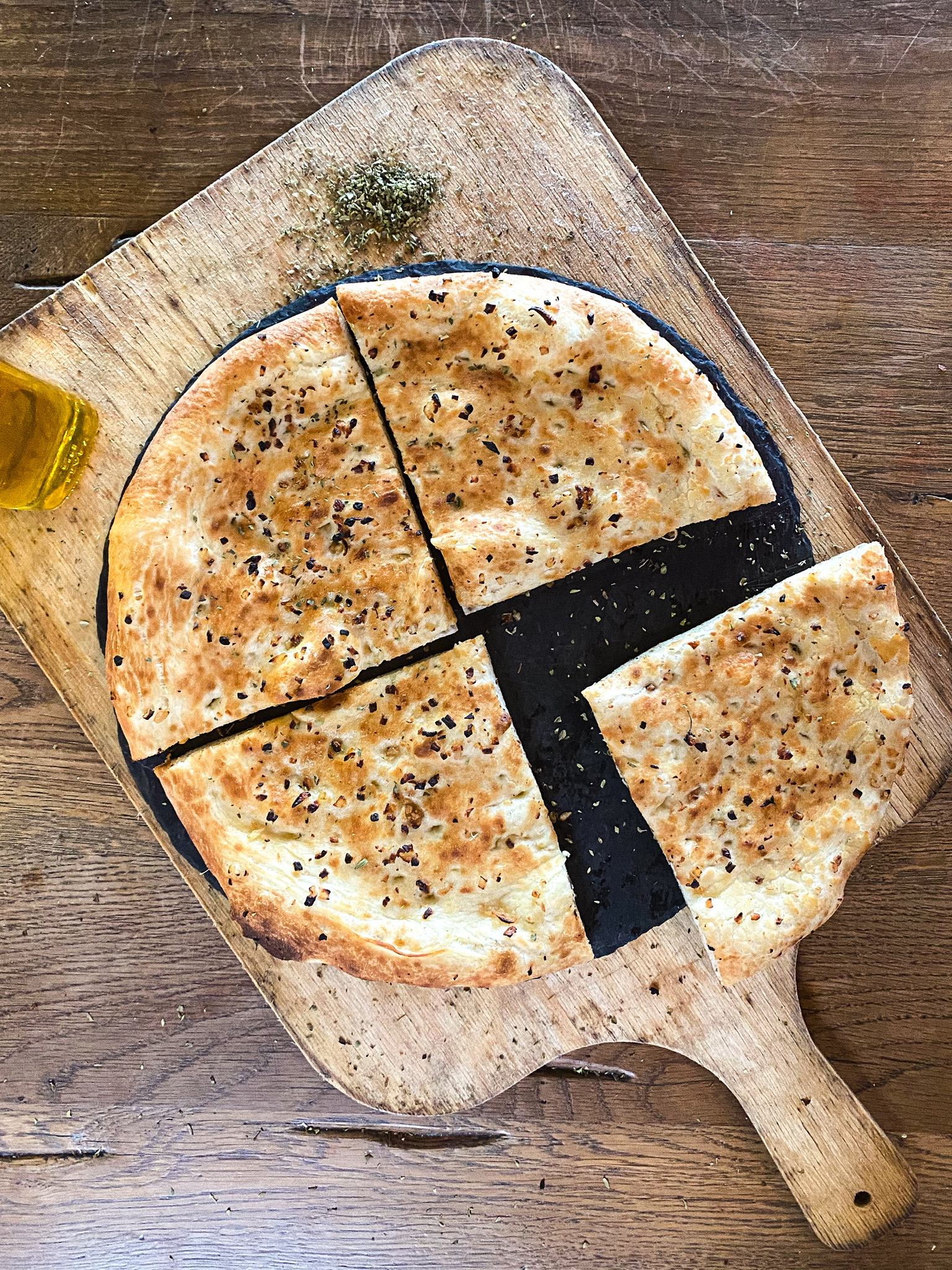 Pizzabrot Knobi
