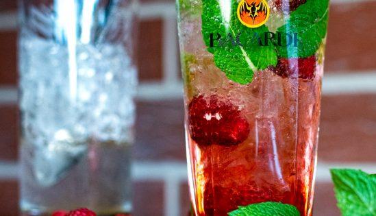 Raspberry Mojito Front